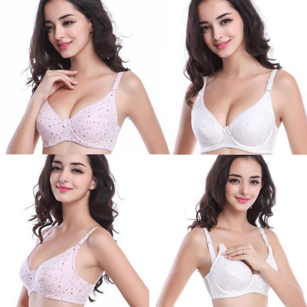 Гаджет  Sexy Pregnant Women Maternity Bra Breastfeeding Bra Pregnant Feeding Nursing Tops Bra None Детские товары