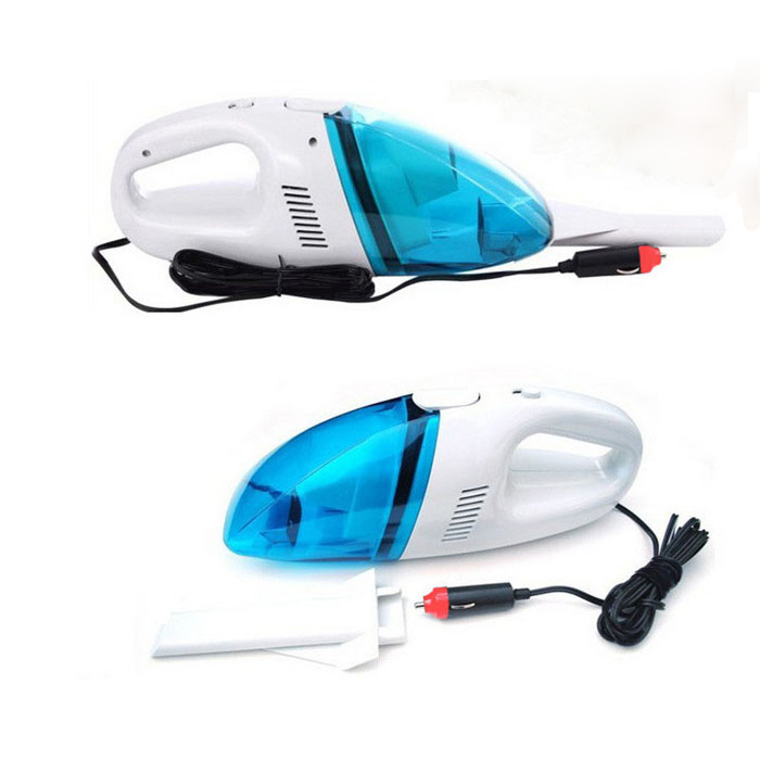 Amazing ! 2014 New 12V High Power Mini Portable Car Auto Dry Wet Vacuum Cleaner 60W Whale Hot(China (Mainland))