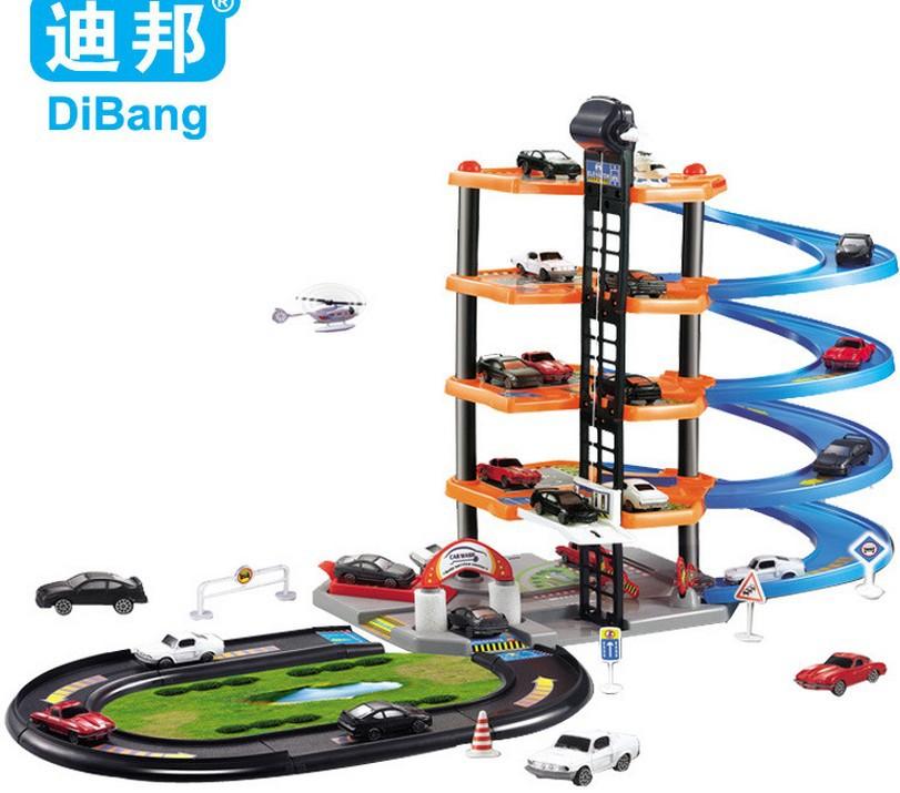 educational toys for children BIG road set model car traffic(China (Mainland))
