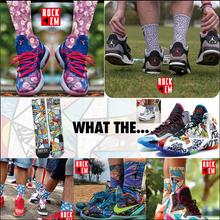 men wholesale custom basketball sublimation printing elite sport socks