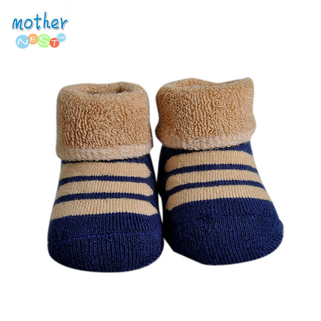 Хлопчатобумажные носки Baby Girl Носки малышей новорожденных покрытие Носки детские ...