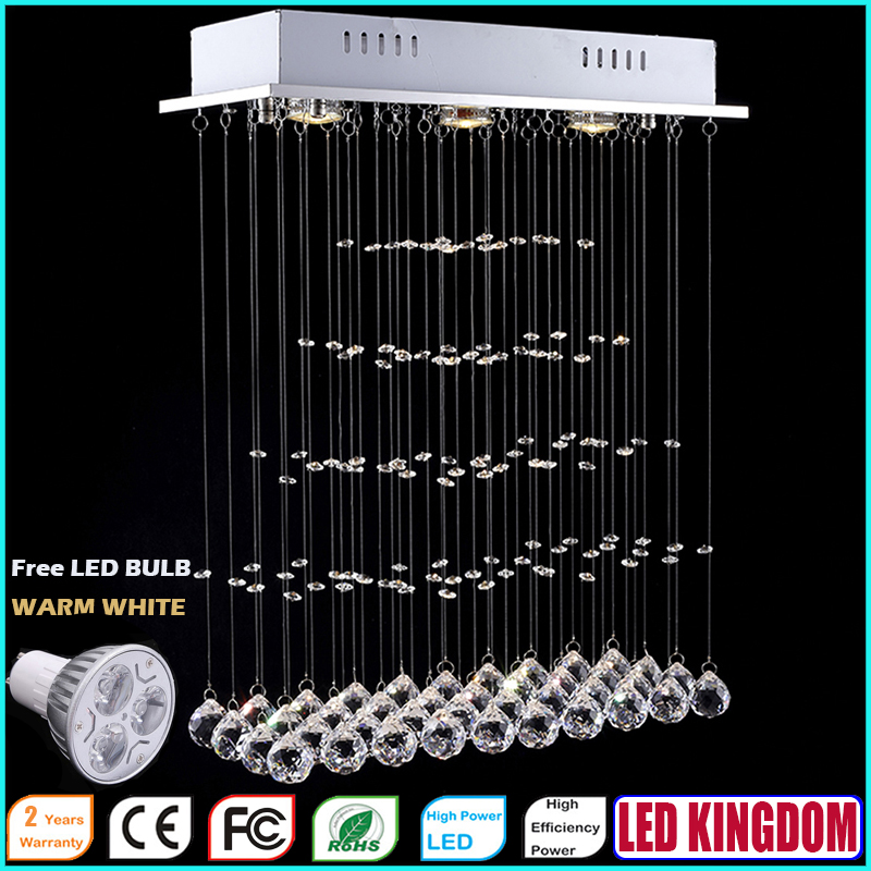 K9 Crystal Ceiling Chandelier Lamp lights,QUALITY FREE LED BULB 110-240V  K9 CRYSTAL LED CHANDELIER FIXTURE THICK Base PARLOR<br><br>Aliexpress