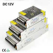110-265V to DC 12V 1A 2A 3.2A 5A 8.5A 10A 12.5A 15A 20A  30A 40A Switching Power Supply Transformers Adapter For LED Strip light(China (Mainland))