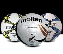 Free shipping Soccer ball size 4 PU Molten football ball for match and trainning 3 styles(China (Mainland))