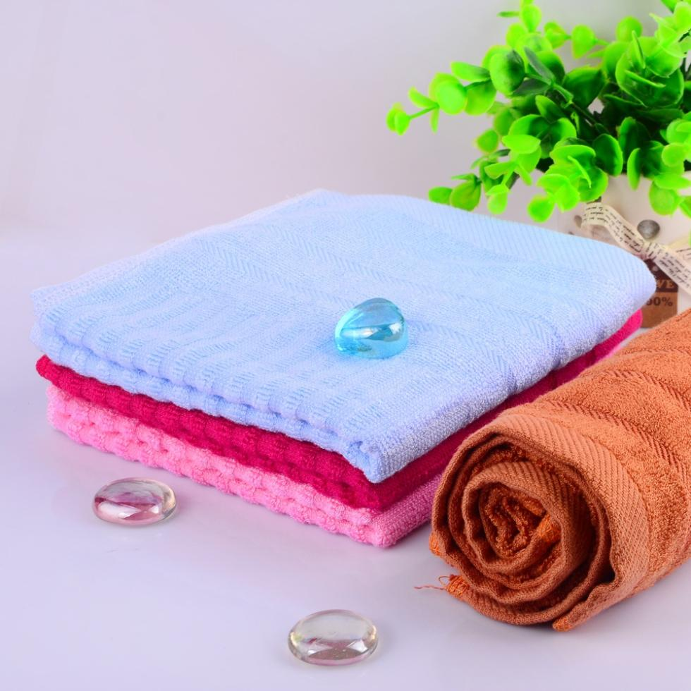 Bamboo Fiber Clean Kitchen Towels Dish Towels Cleaning Cloths(China (Mainland))