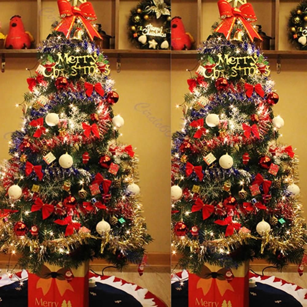 Y92-Lot 16Pcs Christmas Tree Ornament Gift Pine Nut Ball Bow Santa Claus Decoration(China (Mainland))