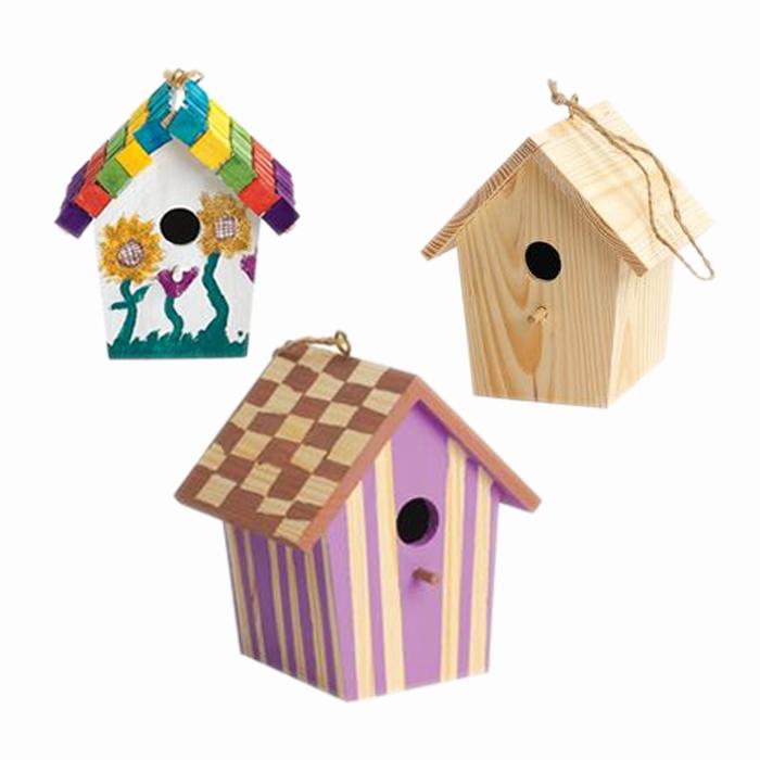 Vogelhuisje tekeningen koop goedkope vogelhuisje tekeningen loten van chinese vogelhuisje - Houten tuin decoratie ...
