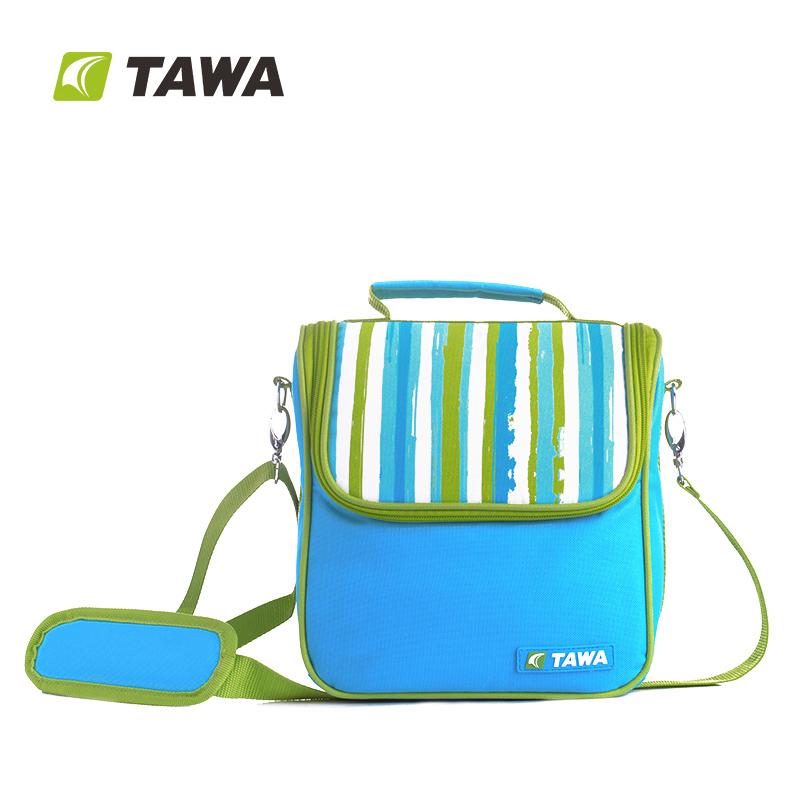 Thermal bag Tawa milk bag nappy bag one shoulder cross-body bag lunch messenger bag lunch bag outdoor cooler box ice pack<br><br>Aliexpress