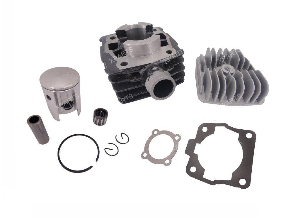 for KTM 50SX 50 SX ENGINE CYLINDER PISTON REBUILD KITJR SR AIR COOL MINI BIKE