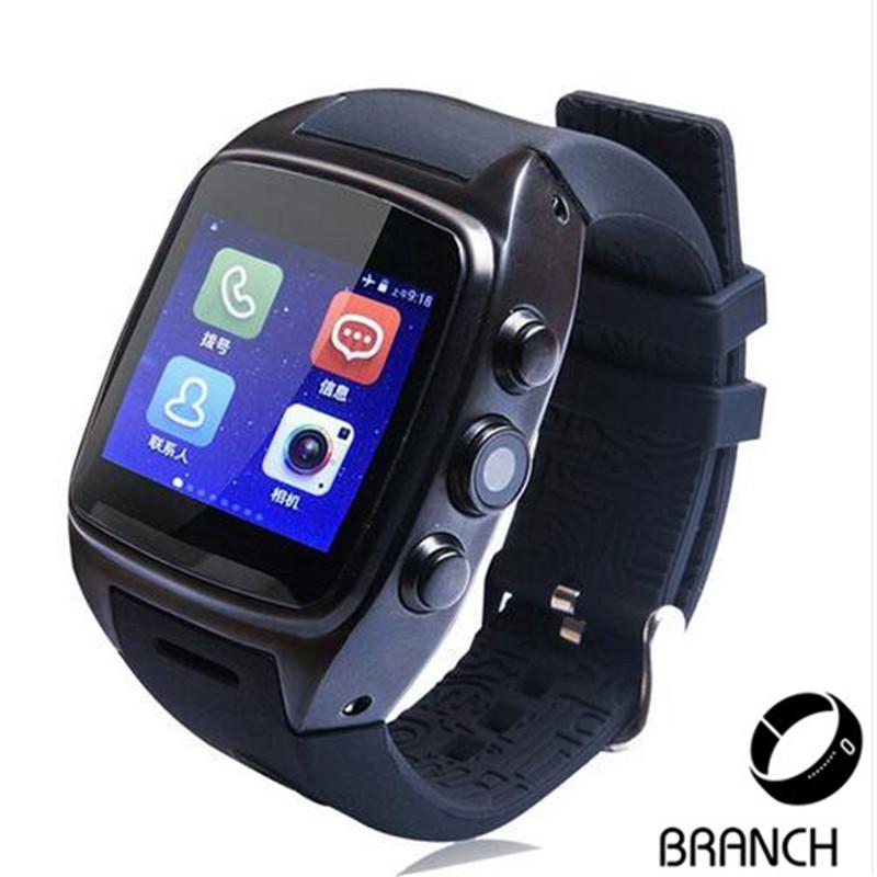 "HOT X01 Smart Watch IP67 Waterproof Dual Core 1.54"" Screen 512MB Ram 4GB Rom Sim Card Android 4.4 Bluetooth 3G WIFI Camera GPS(China (Mainland))"