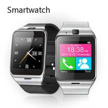 Aplus Gv18 Smartwatch Bluetooth Waterproof smart Watch Wrist Android Montre Connecter NFC Wearable Devices With SIM