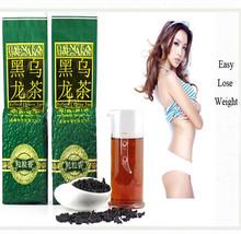 Organic black oolong tea wulong tea tikuanyin 250g bag roasted tea oil black oolong tea Lose