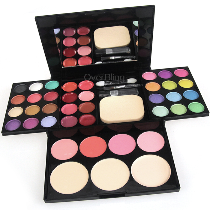 2014 New Waterproof Name Famous Brand 24 Color Eyeshadow Makeup Professional Palette Beauty Cosmetics Wholesale(China (Mainland))