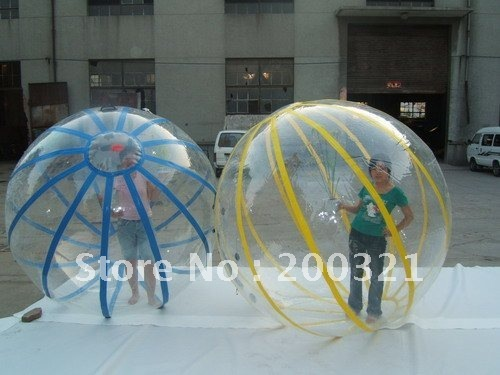 Factory Direct sell Inflatable water ball/water toy