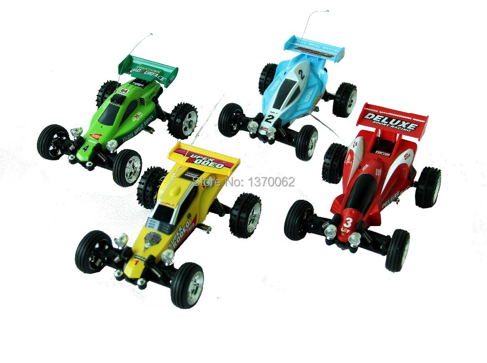 High Quality 4CH Remote Control Toy Car 1:43 Full Function Electric RC Car Model Karting Remote Control Cars For All Age(China (Mainland))