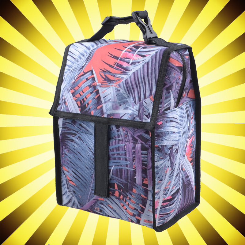 Lunch Box Special Offer Lancheira Escolar 2016 New Thermal Cooler Insulated Waterproof Lunch Carry Storage Picnic Bag Pouch(China (Mainland))
