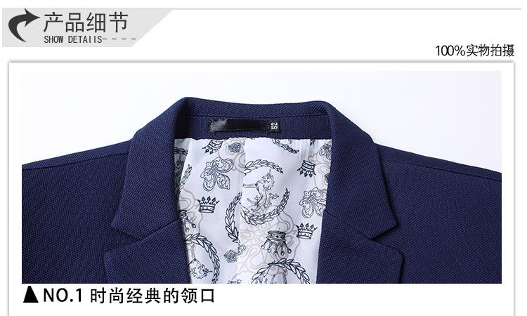 Großhandel Big Size 5xl Mens Baumwolle Casual Blazer Jacke Herren ...