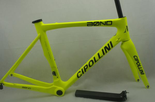 2015 Newest Cipollini Bond RB1000 CF015 Full Carbon Road Frame Bike(China (Mainland))