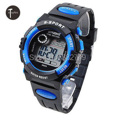 1 PCS Men Women Student Sports Watches Digital Quartz Watch Waterproof LED Electronic Multifunctional Mechanical Clocks Watch(China (Mainland))