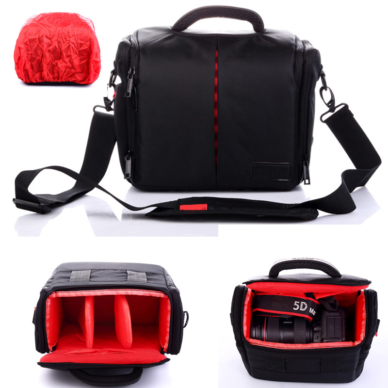 Waterproof Video Photo Camera  Bag Case for Canon EOS DSLR 760D 750D 700D 650D 600D 1100D 1200D 550D 60D 7D 6D 7D 5D<br><br>Aliexpress
