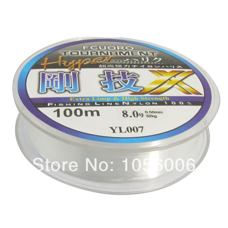 Рыболовная леска No brand 8.0# 0,50 Dia 32 100M NB140328