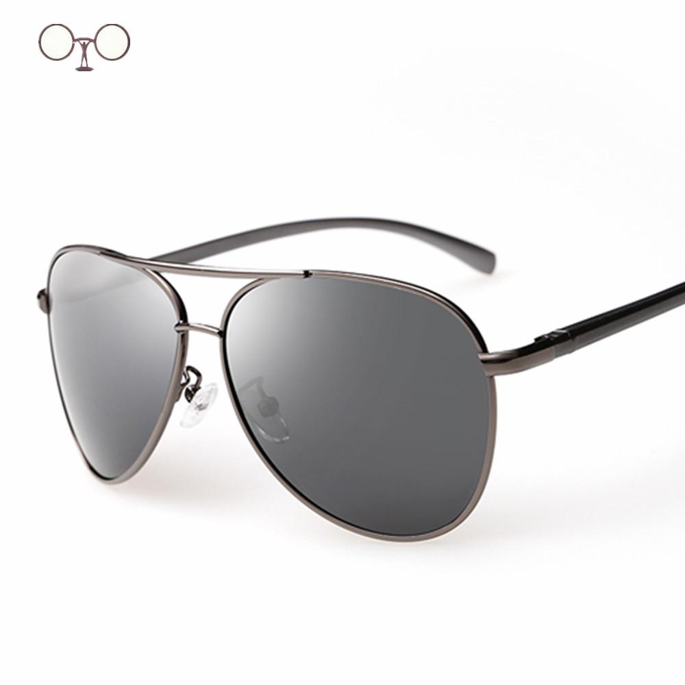 Optical Glasses Accessories : 2016 Hot Aluminum Magnesium Polarized Sunglasses Men ...