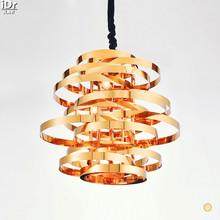 Modern European crystal lamp golden handmade art villa living room lights restaurant gold  Chandeliers Lmy-0220(China (Mainland))
