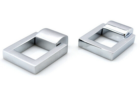 Square handle clothing cupboard cabinet drawer pulls Cabinet modern knobs<br><br>Aliexpress
