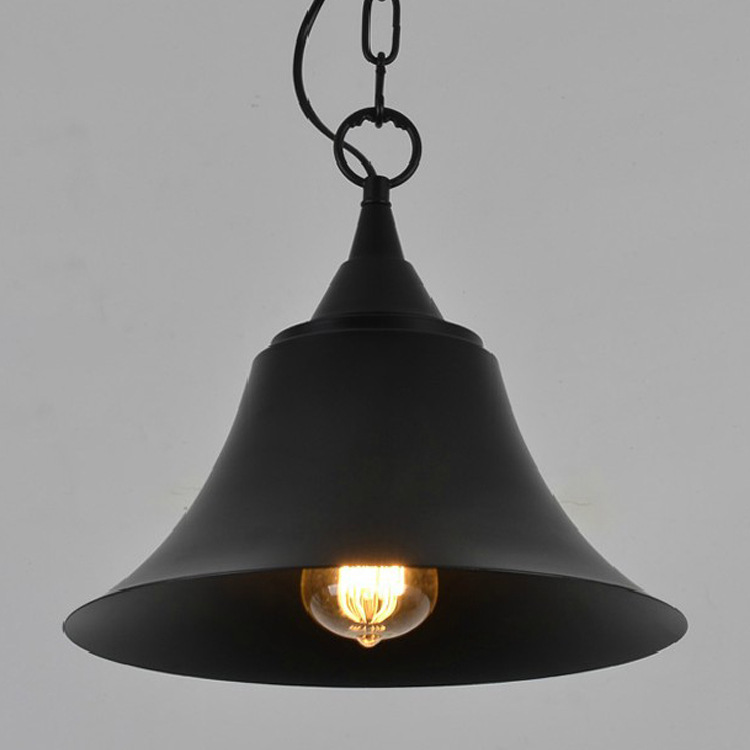 American Industrial Vintage loft Pendant Light The cafe Creative Metal Cover Lamp(China (Mainland))