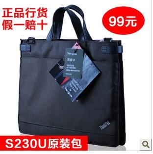 12 inch Thinkpad laptop bag s230u twist rotating screen original laptop bag 12 0b47413 buy it now!(China (Mainland))