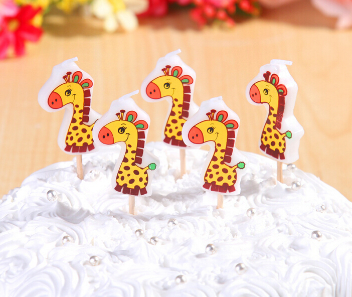 Cake Images High Quality : Free-shippment-High-quality-children-s-birthday-candle ...