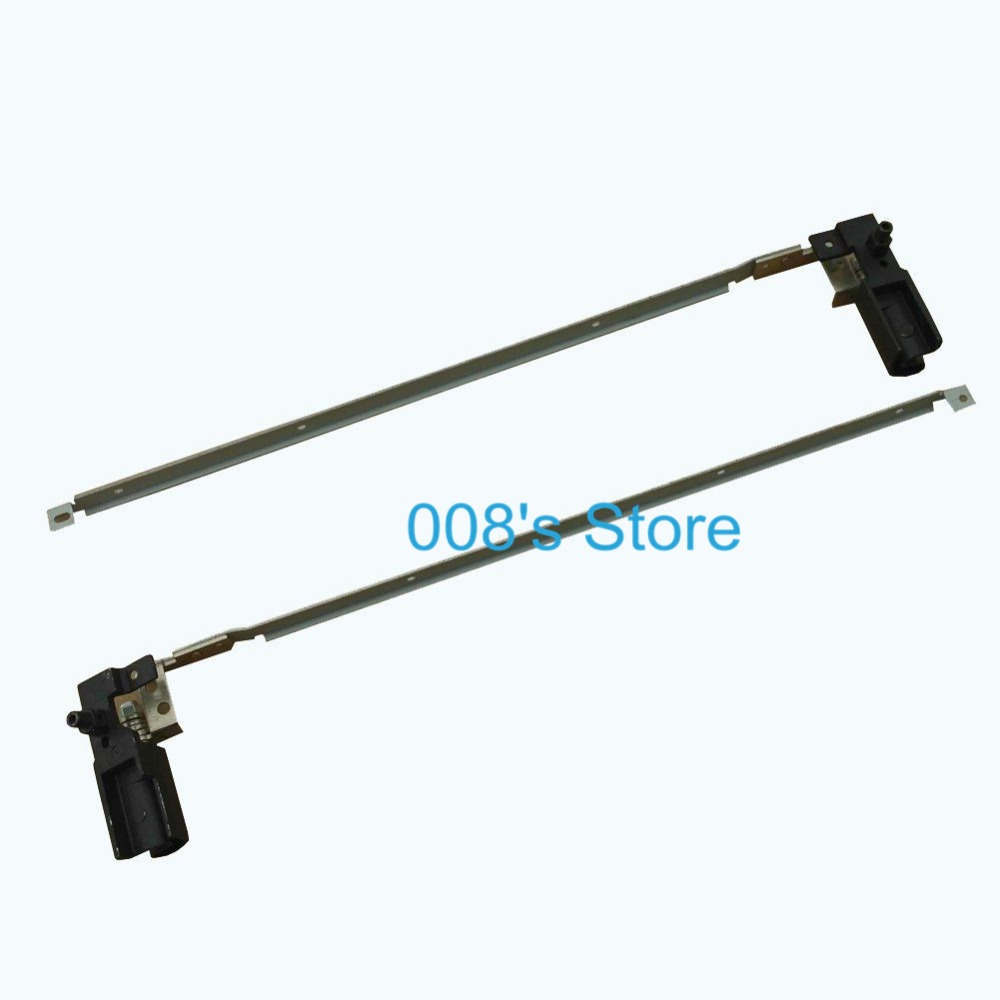 Brand New Laptop LCD Hinges For LENOVO Thinkpad SL500 SL500C Left & Right 1 Pair Free Shipping For LCD Panel 43Y9690(China (Mainland))
