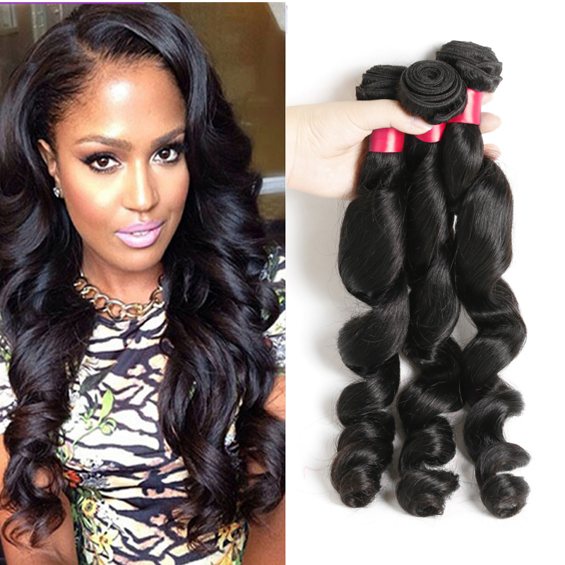Crochet Hair Extensions : wave crochet hair extensions russian human hair weave bundles jpg