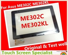High quality Replacement Touch Screen Digitizer Glass LensBrand new For ASUS MeMO Pad FHD 10 me302 K00A ME302C ME302KL K005