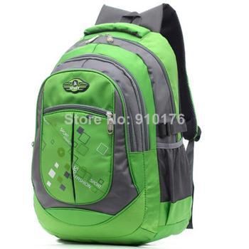 Высокое качество водонепроницаемый студенты мешок школы большой нейлон школа рюкзаки ...
