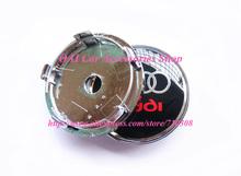 Wheel Center Cap TT S3 S4 RS4 A3 A4 A6 A8 RS High Gloss Black Car Hub Cap Cover 3D Emblem Badge Ultra-high Quality 60MM 4pcs(China (Mainland))