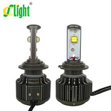2015 newest high power led car headlight auto light motorcycle headlight for cameo hydrabeam 100 rgbw lighting set