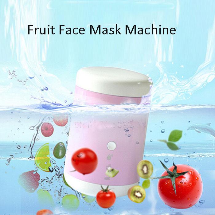 Быстрая  DHL 100% натуральный ингредиент красоты лица поделки фруктов овощей маски Создатель машины