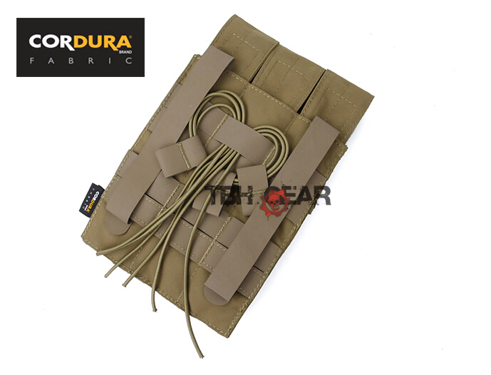 TMC Tri Kriss Vector Magazine Pouch Matte MOLLE Pouch Coyote Brown+Free shipping(SKU12050687) <br><br>Aliexpress
