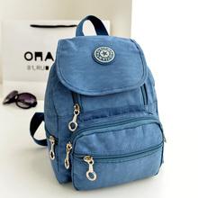 Canvas Backpack Women Casual School Bags For Girls Rucksack Satchel Leisure Travel Oversize Hiking Shoulder Bag #0510(China (Mainland))