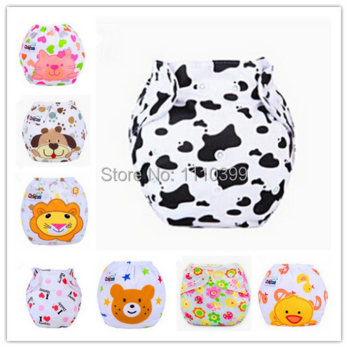 22 styles Baby Diaper Washable Reusable nappies changing cotton training pant happy cloth diaper sassy fraldas reutilizaveis(China (Mainland))