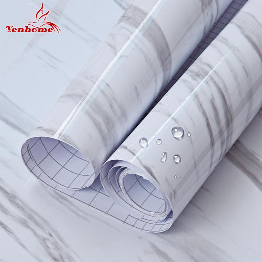 Online Get Cheap Kitchen Contact Paper Marble -Aliexpress.com ...
