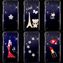 HTC 8X Case Cover,Ribbon Crystal Diamond PC Hard Cover Rhinestone Phone Covers - Shenzhen Yi Fang FX Electronics Co.,Ltd store