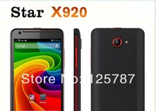 Free Shipping Star X920 5 Inch MTK6589 Quad Core Android 4.2 IPS 1920X1080 1GB RAM 16GB ROM Dual Camera Dual Sim 3G Cell Phone(China (Mainland))