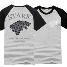 Buy 2017 summer new fashion Game Thrones brand homme t shirts menraglan sleeve clothing mma tops hip hop fire&blood t shirt male for $6.99 in AliExpress store