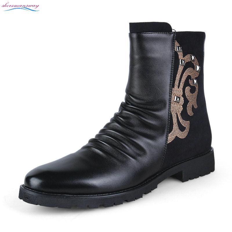 fashion winter boots designer attack on titan