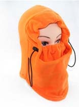 Adjustable Polar Fleece Balaclava Hat Hood Police Swat Ski Bike Wind Stopper Face Mask New Caps Neck Warmer(China (Mainland))