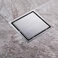 Stainless Steel Bathroom 4 Floor Waste Drain Chrome Shower Drain Cover