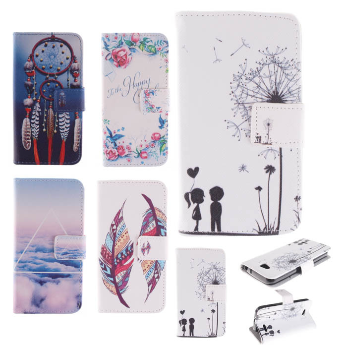 Hot Wallet Flip PU Leather Case LG L90 D410 Magnetic Card Holder Smart Stand Skin Bags Cover - Anne Digital Accessories store