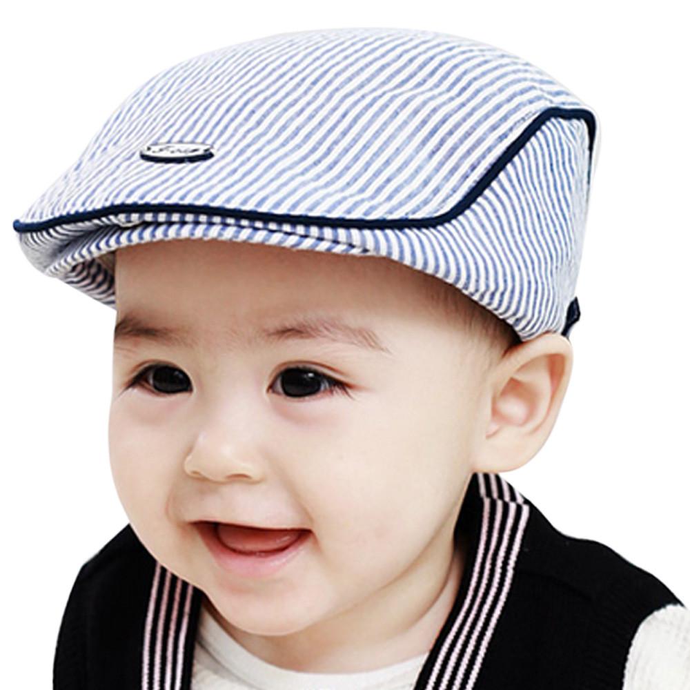 Cotton Toddler Baby Infant Boy Girl Beret Sun Cap Cute 3D Rabbit Baseball Hats
